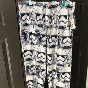 Pants - NWT Star Wars pajama pants